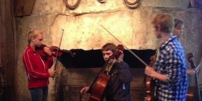 DaPonte 2019 String Quartet Workshop for High School String Players