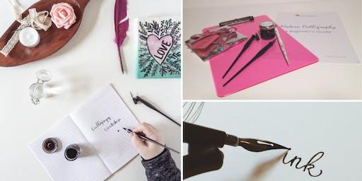 Modern Calligraphy Beginners Workshop
