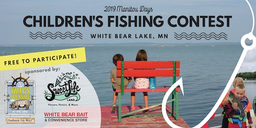 Manitou Days Children's Fishing Contest - White Bear Lake, MN