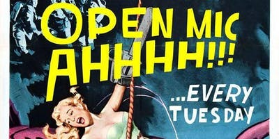 Ahhh! Open Mic - Open Mic Comedy hosted by Micah Dean