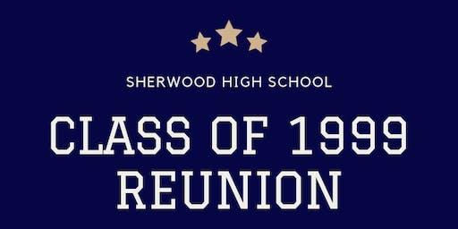 Sherwood High School Class of '99 Reunion