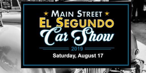 2019 Main Street El Segundo Car Show