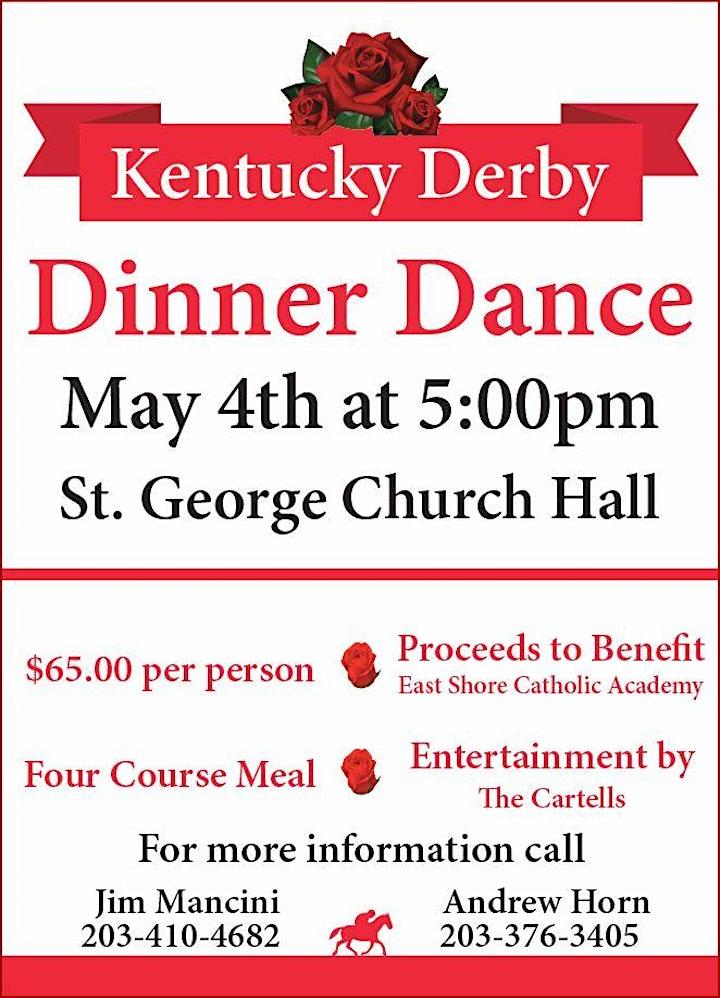 Kentucky Derby Dinner Dance image