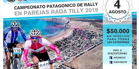 Copa Patagonica de Rally en Parejas Rada Tilly 2019 FACIMO entradas