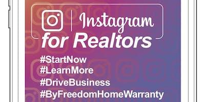 """Marketing Through Instagram for Realtors"""