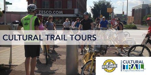 Indianapolis Cultural Trail Tour -- Indy Crit