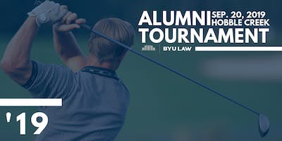 BYU Law Alumni Golf Tournament | 2019 Vendor Packages