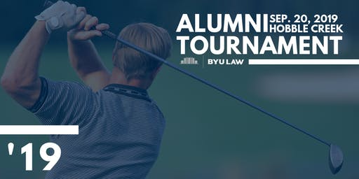 BYU Law Alumni Golf Tournament | 2019 Sponsor Packages