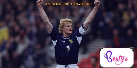 Colin Hendry - An Evening with Braveheart tickets