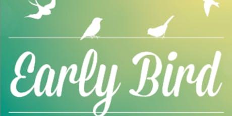 DSTRCT Early Bird Ticket tickets