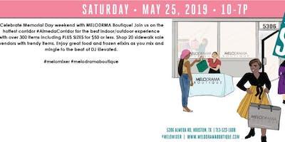 MELODRAMA Boutique-17th Annual Sidewalk Sale