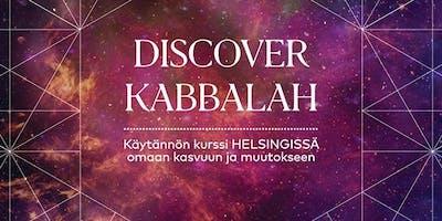 Discover Kabbalah -kurssi