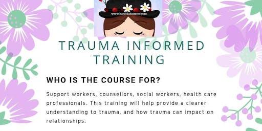 Trauma Informed Training