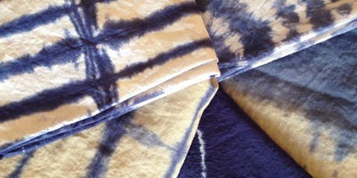 Shibori Dye Workshop