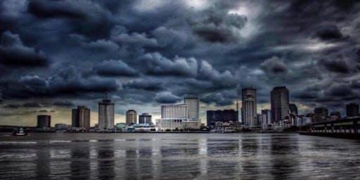 New Orleans, French Quarter Drunken Ghost and Vampire Tour 5 Star Tour