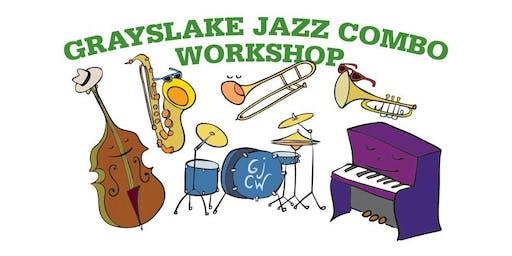 Grayslake Jazz Combo Workshop at Midweek Break on the Lake!