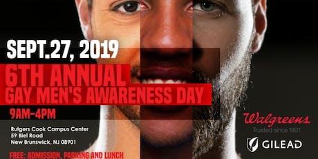 2019 NJ Gay Men's Awareness Day  tickets