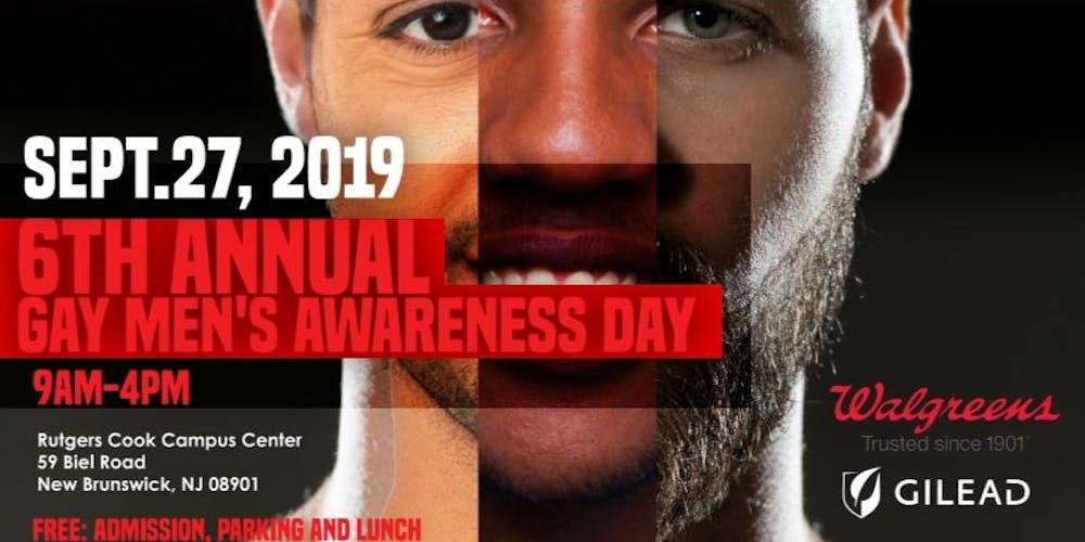 2019 Nj Gay Mens Awareness Day