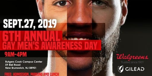 2019 NJ Gay Men's Awareness Day