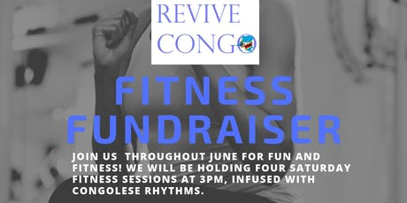 Revive Congo Fitness Fundraiser tickets