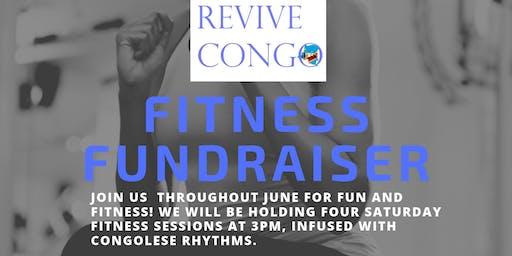 Revive Congo Fitness Fundraiser