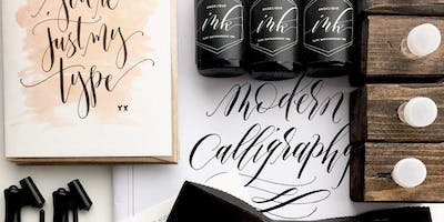 Modern Calligraphy | Angelique Ink