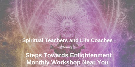 Steps towards Enlightenment by DNA tickets
