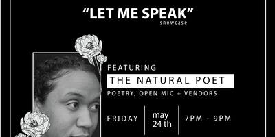 Open Mic Sessions (The Natural Poet)