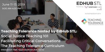Teaching Tolerance hosted by EdHub STL