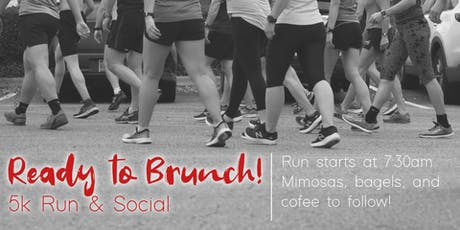 Ready to Brunch! Saturday Morning Run at RTR tickets