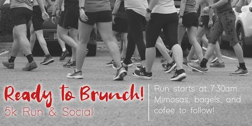 Ready to Brunch! Saturday Morning Run at RTR