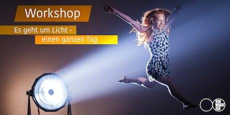 dedolight Workshop mit Dedo Weigert - Es geht um Licht, einen ganzen Tag (BAF) Tickets