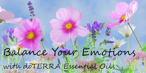 Balance Your Emotions with doTERRA Essential Oils