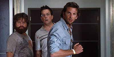 Melrose Rooftop Theatre Presents - THE HANGOVER