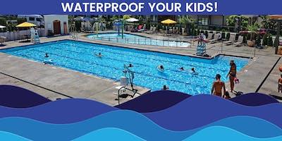 Waterproof your kids!