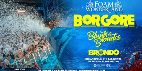 Foam Wonderland - Indianapolis tickets