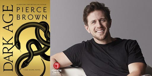 Changing Hands presents Pierce Brown: Dark Age