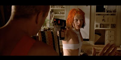 Melrose Rooftop Theatre Presents - THE FIFTH ELEMENT