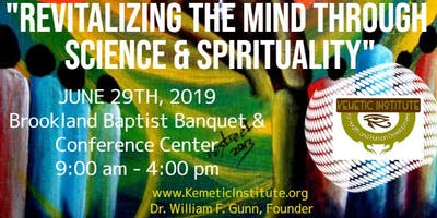 The 8th Annual Health & Wellness EXPO presented by the Kemetic Institute for Health and Human Development