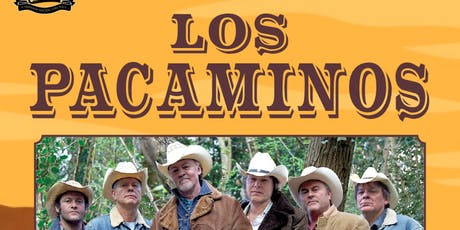 LOS PACAMINOS featuring Paul Young tickets