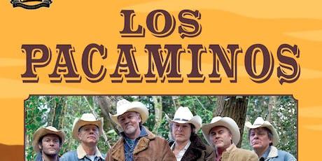 LOS PACAMINOS featuring Paul Young tickets