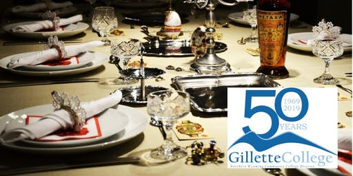 Dinner & Reception - Gillette College 50th Anniversary