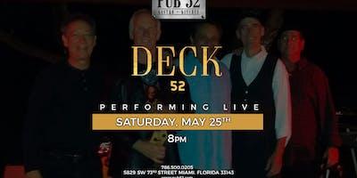 Deck52 Band at Pub52