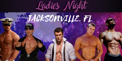 Jacksonville, FL. Magic Mike Show Live. The Roost