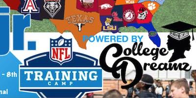 College Dreams Jr. NFL Training Camp