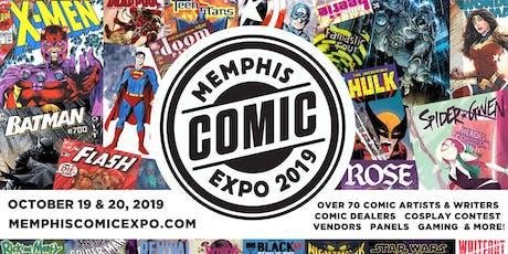 Memphis Comic Expo 2019 tickets