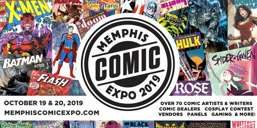 Memphis Comic Expo 2019
