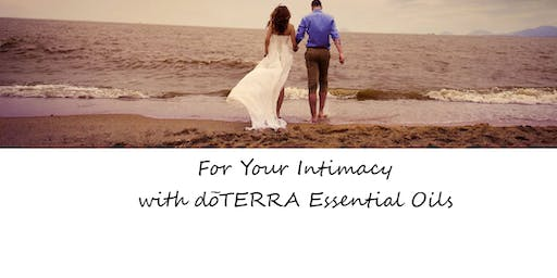 For Your Intimacy with doTERRA Essential Oils