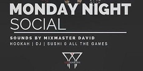 MONDAY NIGHT SOCIAL tickets