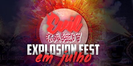 Evil Candy 3.0 - Explosion Fest tickets